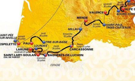 Tour de France 2018 dans l'Aude