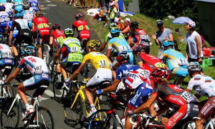 Tour de France à Carcassonne et dans l'Aude en vidéo