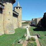 Mes vacances à Carcassonne